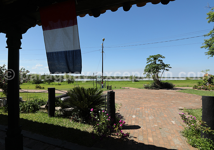 Visiter le musée d'Humaita, Yvy, Paraguay