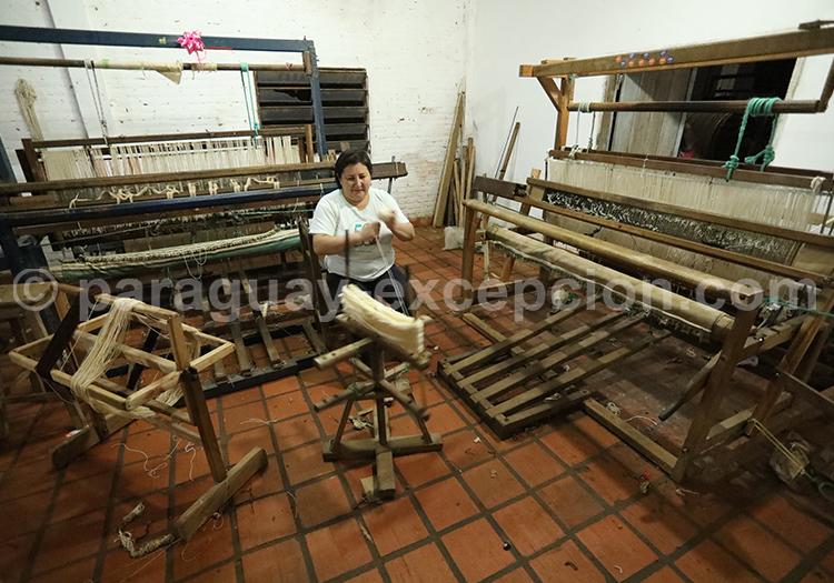 San Miguel, capitale de la laine, Yvy, Paraguay
