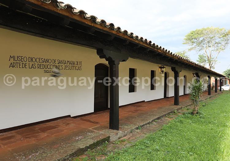 Musée Santa Maria de Fe, Yvy, Paraguay
