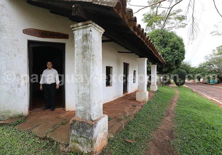 Casa Aimé Bonpland, Yvy, Paraguay