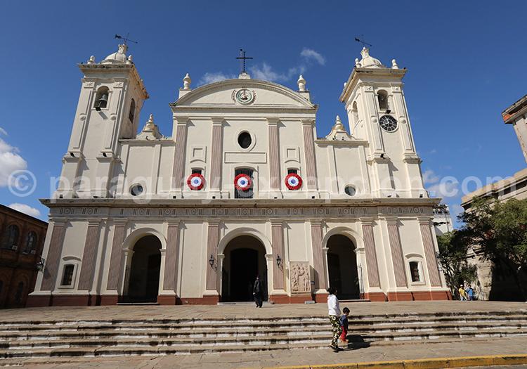 Cathédrale d'Asunción du Paraguay
