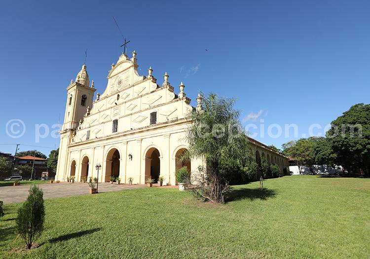 Eglise de Santisima Trinidad, Asunción