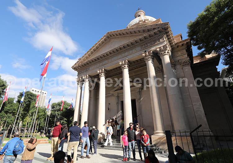 Panthéon, Asunción, Paraguay