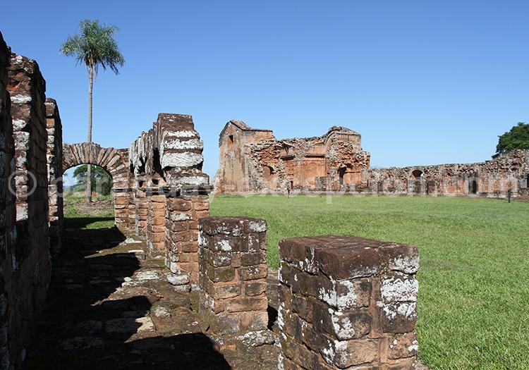Partir en voyage au Paraguay, dans la région de Misiones, Santísima Trinidad de Paraná
