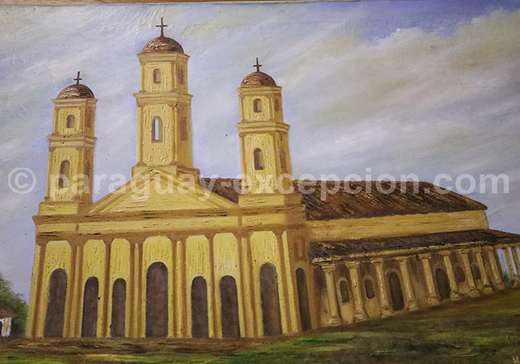 Missions jésuites, Ñeembucú, Yvy, Paraguay