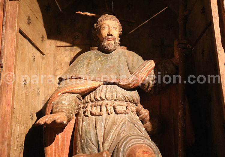 L'art jésuite en amérique latine, Santa Maria de Fe, Paraguay