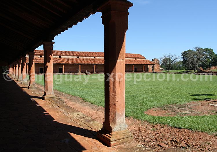 Partir au Paraguay voir les missions jésuites