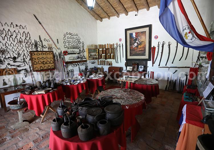 À la découverte de la région Yvy au Paraguay, Paso de Patria