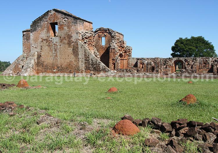 Ruines de Santísima Trinidad de Paraná