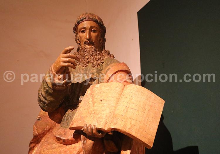 Musée religieux d'amérique du sud, Santa Maria de Fe, Paraguay