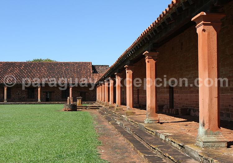 Découvrir les missions jésuites de la région Misiones, Paraguay
