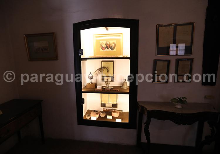 Casa de la Independencia, Asunción, objets religieux