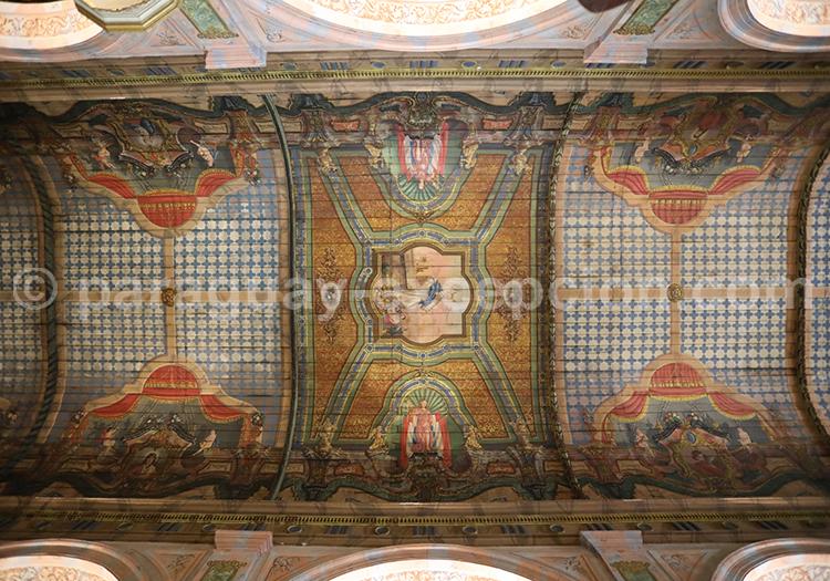 Histoire de l'église de la Santísima Trinidad