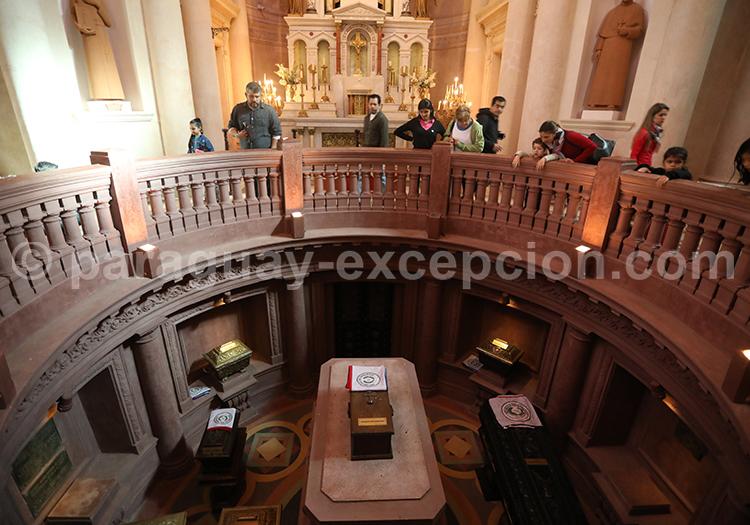 Oratoire de la Virgen Nuestra Señora Santa María de la Asunción, Paraguay