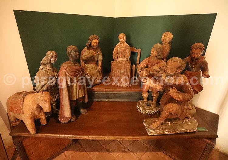 Découvrir l'art jésuite au musée de Santiago au Paraguay