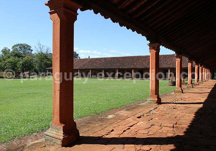 San Cosme & Damian, missions jésuites, Paraguay