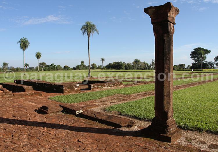 Voyager au Paraguay dans la région de Misiones, Jesús de Tavarangüé