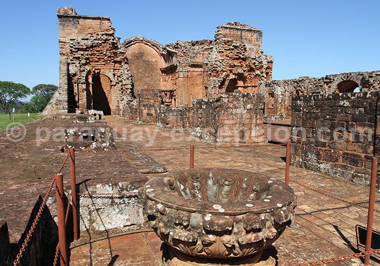 Visiter les ruines des missions jésuites du Paraguay