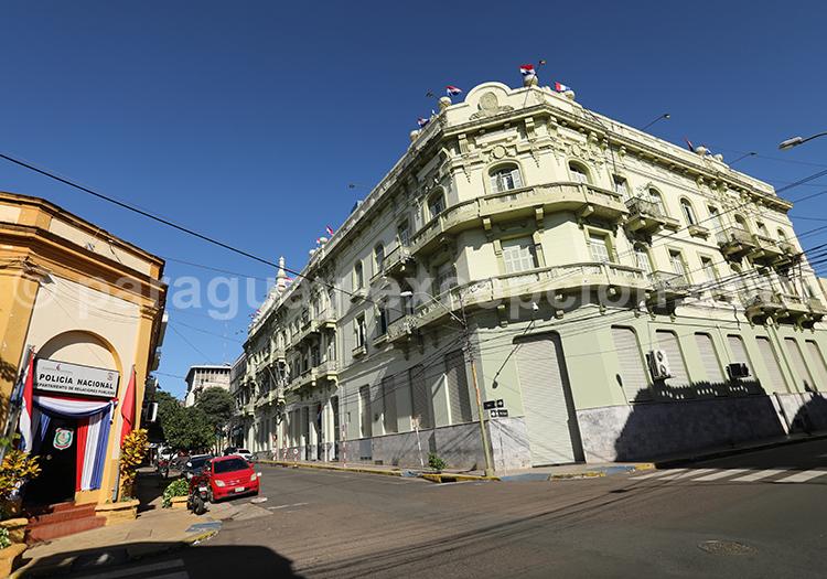 Ministère de Hacienda, Asunción