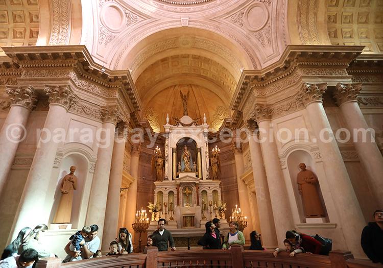 Panthéon Microcentro Asunción, Paraguay