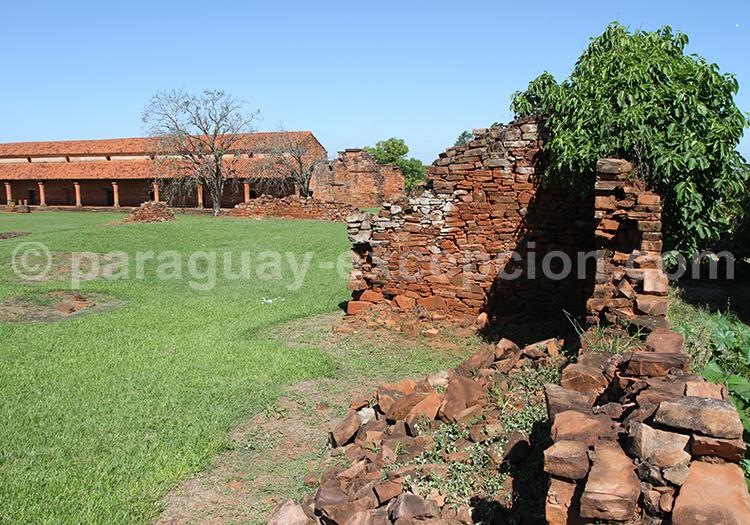 Que visiter à San Cosme & Damian, Paraguay