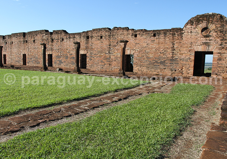 Ruines de Jesús de Tavarangüé