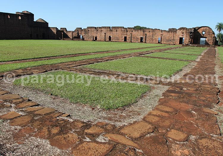 Visiter les ruines des missions jésuites au Paraguay