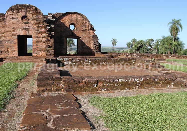 Sur les traces des jésuites en Amérique latine, Paraguay