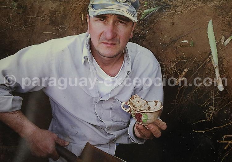 Découverte de l'histoire du Paraguay, Musée de Paso de Patria, Yvy, Paraguay