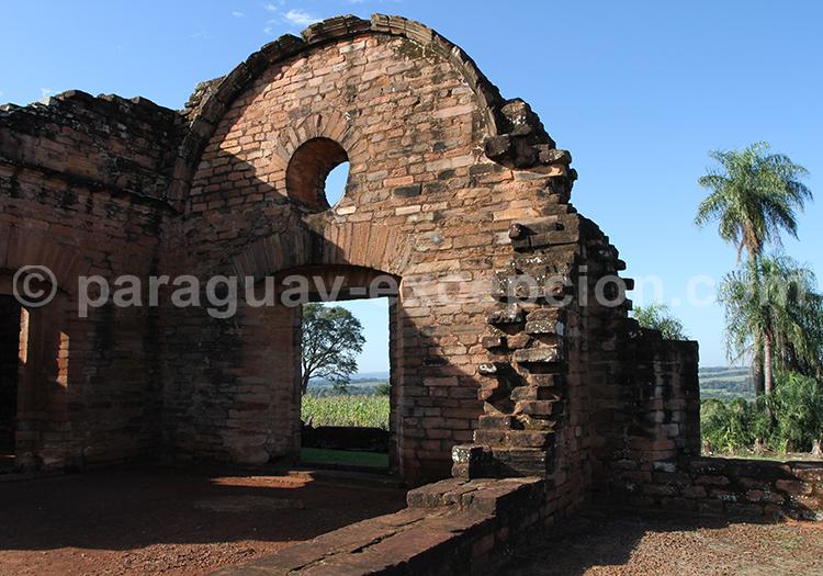 À la découverte des missions jésuites en Amérique latine, Paraguay