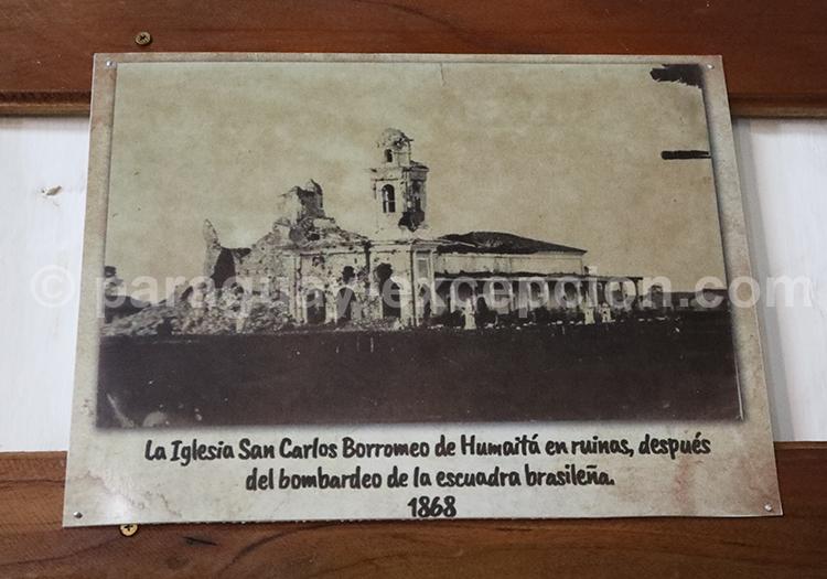Ñeembucú, ruines jésuites au Paraguay