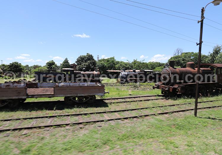 Que voir à Encarnación au Paraguay, passage de la frontière