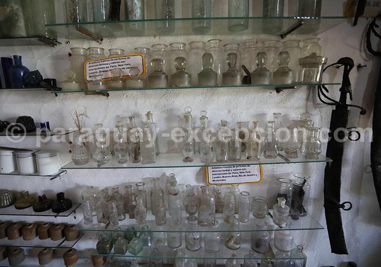 Le musée Ex Cuartel del Mariscal Lopez de Humaita, Paso de Patria Paraguay