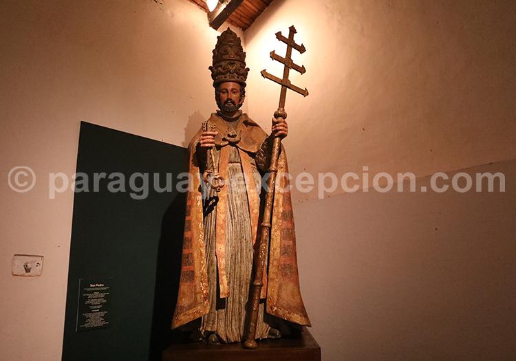 Découvrir l'art jésuite au Paraguay, Santa Maria de Fe, Yvy