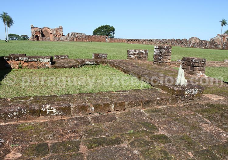 Santísima Trinidad de Paraná, Yvy, Paraguay