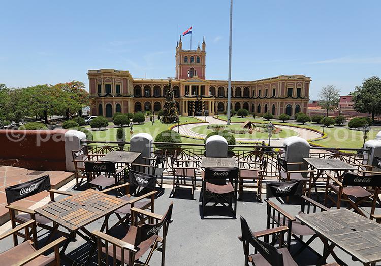Casa Clari, maison de style art-nouveau de la ville d'Asunción au Paraguay
