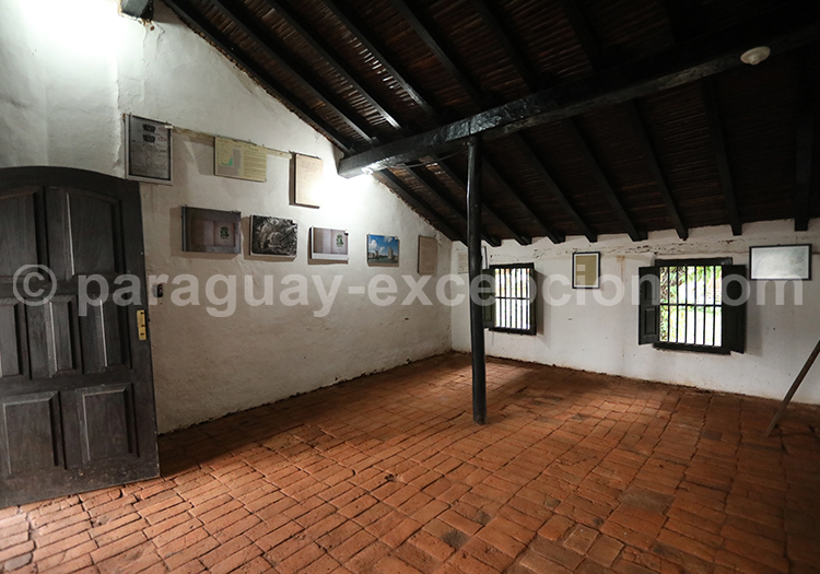 Musée Casa Aimé Bonpland, Santa Maria de Fe, Paraguay