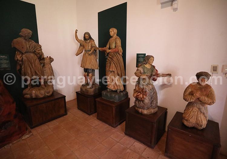 Visiter le musée d'art Jésuite de Santiago au Paraguay