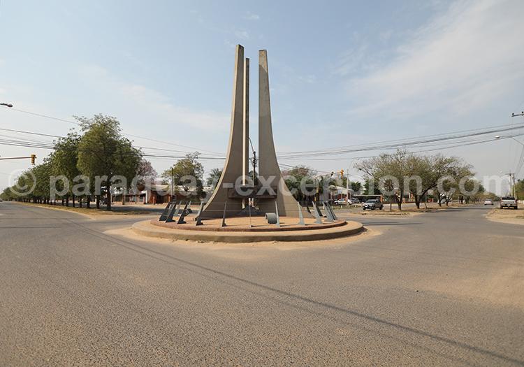 Foi Travail Unité, les 3 piliers de Filadelfia, Paraguay