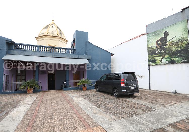 Musée Bellas Artes Paraguay