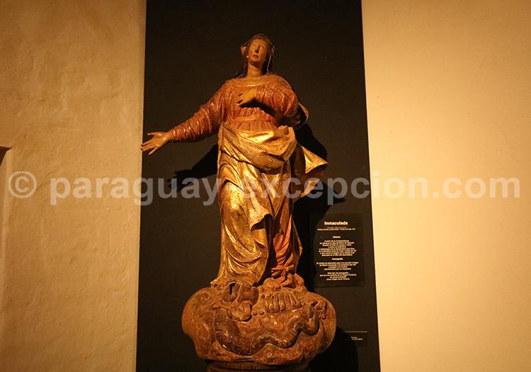 Art jésuite, conservation des missions jésuites au Paraguay