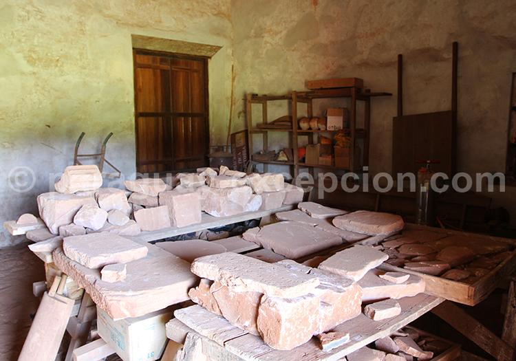 Ruines de San Cosme et Damian, Paraguay