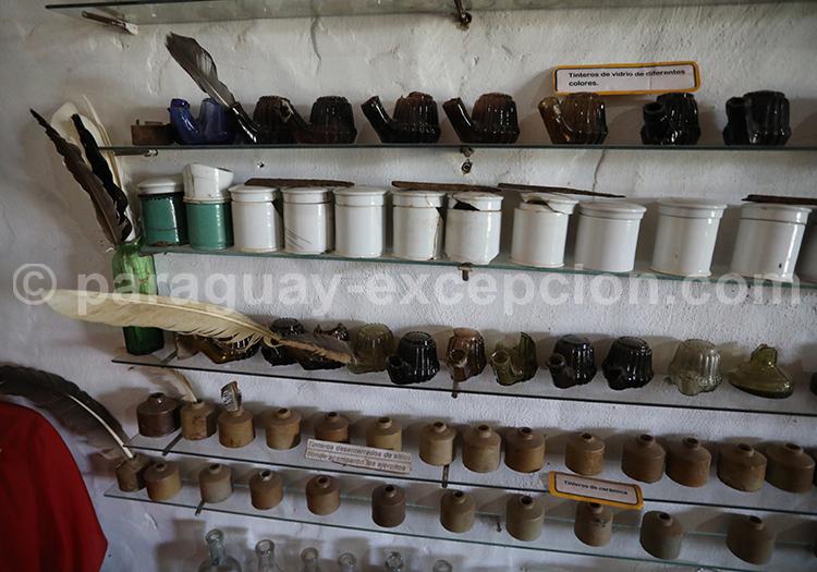 Collection d'objets datant de la guerre contre la Triple Alliance, Paraguay