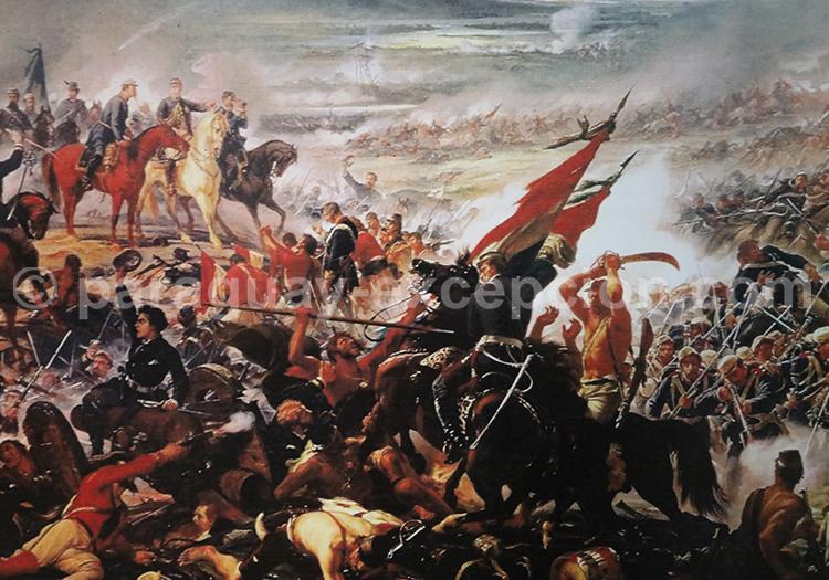 Bataille de l'Avaí 1872, Paraguay