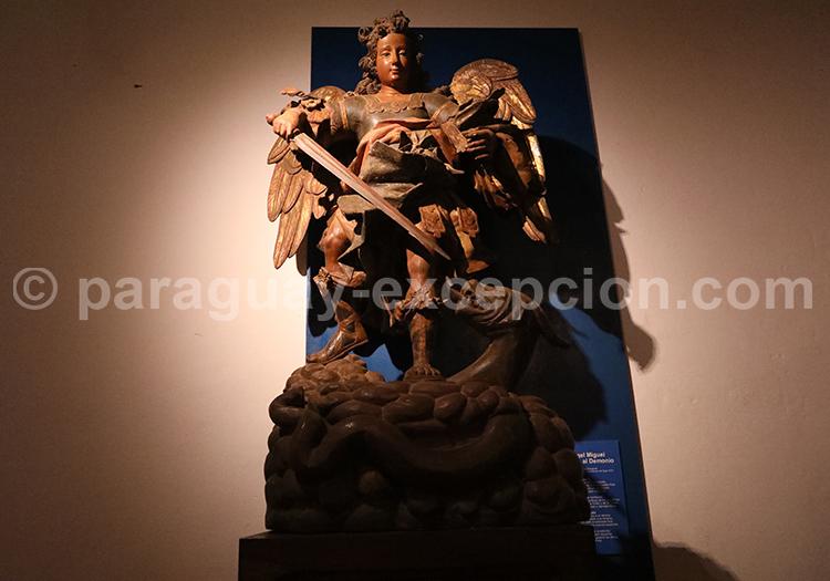 Musée sur l'art religieux au Paraguay, Santa Maria de Fe