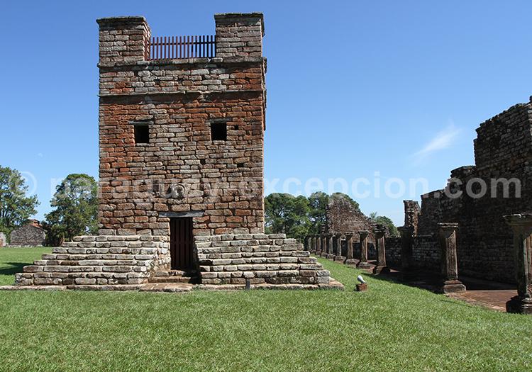 Voyage au sud du Paraguay