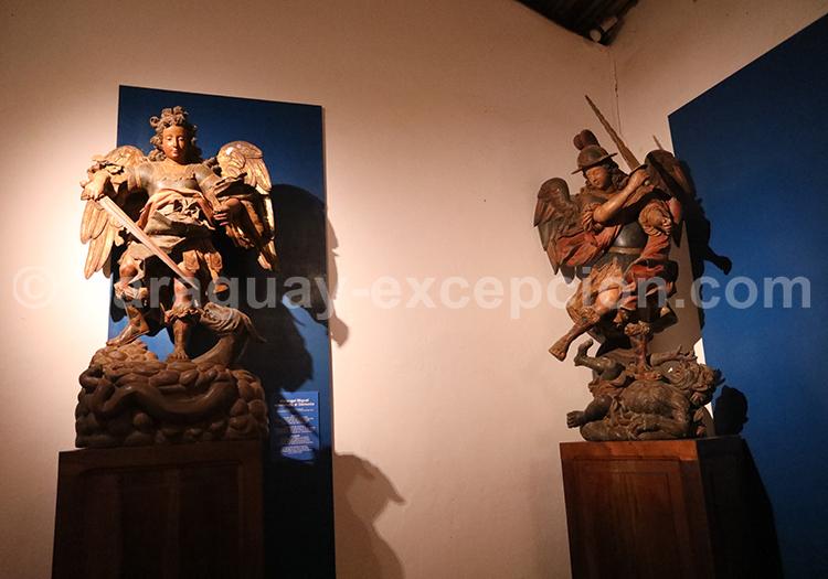Musée religieux de Santa Maria de Fe, au Paraguay