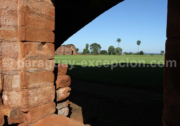 Visiter les ruines jésuites du sud du Paraguay