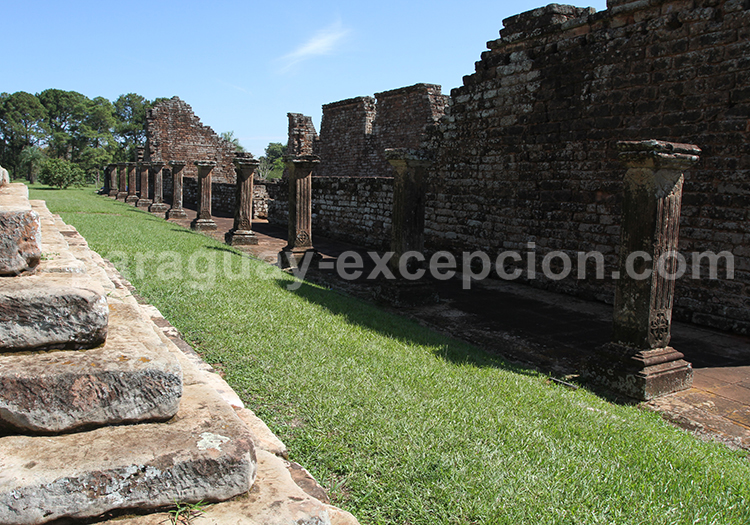 Visiter les ruines au sud du Paraguay