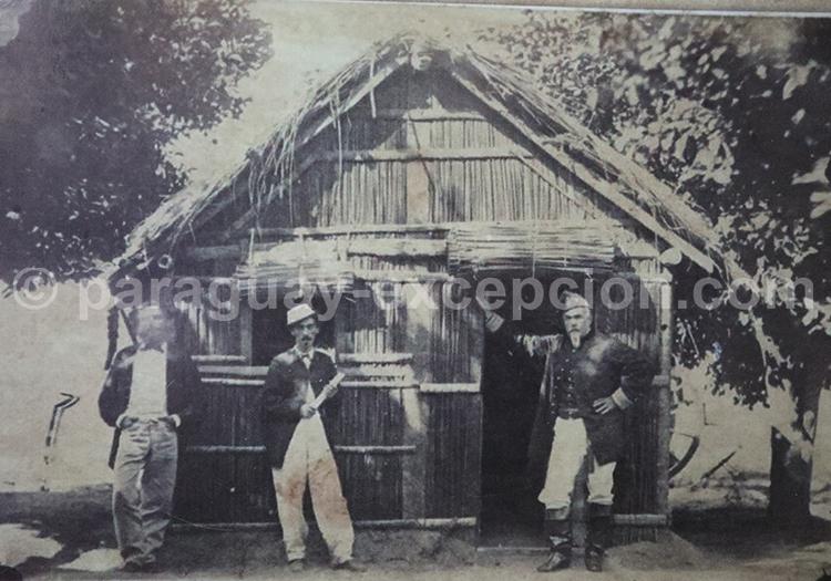 Tuyucué 1868, Paraguay